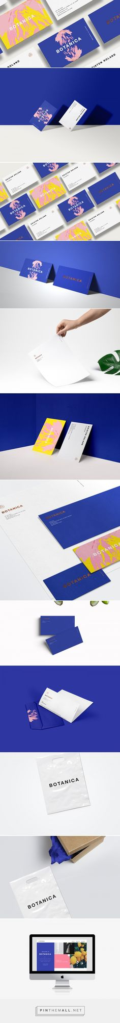 Botanica Lifestyle Blog Branding by Claudia Argueta | Fivestar Branding Agency – Design and Branding Agency & Curated Inspiration Gallery