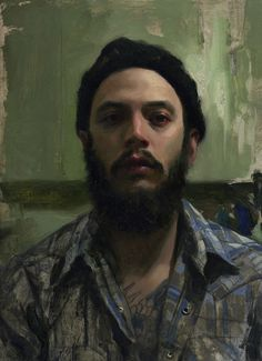Sean Cheetham - Self-Portrait