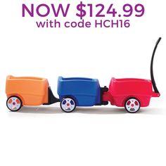 Choo Choo Wagon | Kids Wagon | Step2