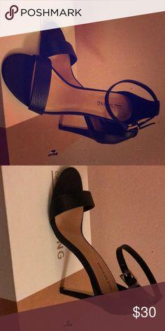 High heels Black High Heels Call It Spring Shoes Heels