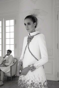 Emma Oak, Nadja Bender by Yelena Yemchuk for Vogue Italia September 2014