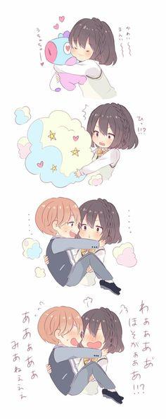 Namjoon & Jhope Fanart | ♡