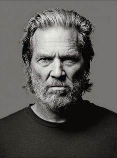 Retrataken de Jeff Bridges - [No he encontrado el autor]