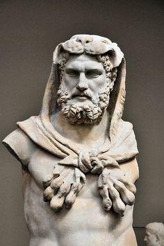 Portrait of Emperor Commodus, New York Metropolitan Museum of Art