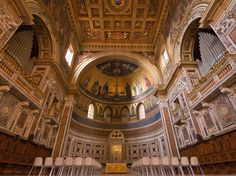You don't need to be Catholic to appreciate the beauty of Rome's 600-plus churches. While tourists head straight for St. Peter's Basilica, the tradition since 1552 has been for pilgrims (and in-the-know tourists) to make a circuit of the Seven Pilgrimage Churches of Rome.