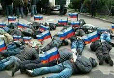 Запорожские активисты в зародыше задавили очередное движение сепаратистов
