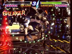 "hardcore-gaming-101:  "" Killer Instinct (part 1) "" 1994 was an interesting time for fighting games. Capcom had polished its flagship title, Street Fighter II, to a silver shine with the release of Super Turbo. Not content there, they'd release..."