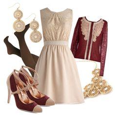 Sophisticated Patron Dress