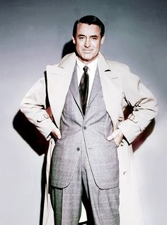 No Hoodies Allowed Hollywood Men, Vintage Hollywood, Classic Hollywood, Gary Grant, Becoming An American Citizen, Dapper Gentleman, Fashion 2020, Film Fashion, Mens Fashion