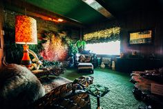The Jungle Room. Leica M (Typ 240), Voigtlander Super-Wide Heliar 15mm f/4.5 Aspherical. © Jim Fisher