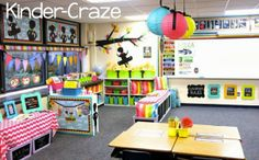 Kinder-Craze: A Kindergarten Teaching Blog: 2013 Classroom Reveal {At Last!}