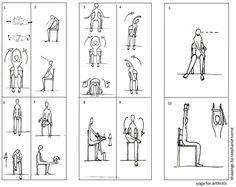 Chair yoga on pinterest yoga for seniors chair yoga poses and chair