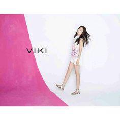 Park Shin Hye for VIKI Summer Collection ❤