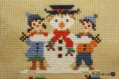 building a snowman  イメージ 1