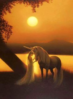 i love #Unicorns! (aka #Humanoids)