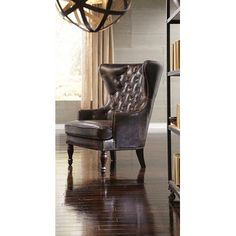 delia tufted wingback chair from home decorators home decor and furniture pinterest wingback chairs living rooms and room