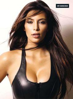 Kim Kardashian Nuts Swimsuit Photoshoot September 2012