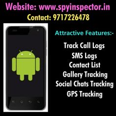 Stay with us at 9717226478 for more information. Visit our official site www.spyinspector.in for further queries.