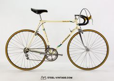 Steel Vintage Bikes - Colnago Oval CX 1980s Collectible Road Bike