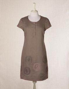 Circle Swirl Dress