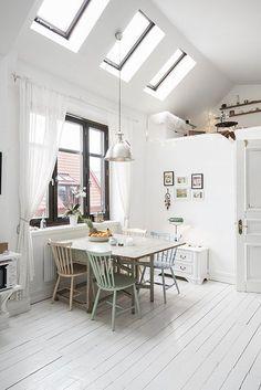 nice A charming one room Swedish apartment (my scandinavian home)