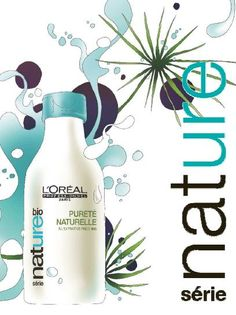Natural hair care by L'Oreal Professional