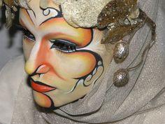 Menchu Benítez escuela de maquillaje, BOOK alumna PILAR JIMENEZ