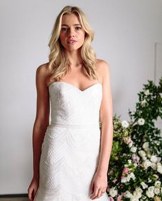 Ophelia by @kwhbridal  Landing in store at Amante Bridal next week!?!