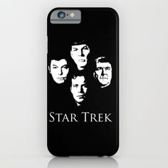 Star Trek Queen iPhone & iPod Case