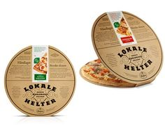 box-less pizza