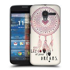 Amazon.com: Head Case Let Go Dreamcatchers Protective Back Case Cover For Motorola Moto X: Cell Phones & Accessories