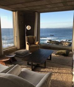 [New] The Best Home Decor (with Pictures) These are the 10 best home decor today. According to home decor experts, the 10 all-time best home decor. Interior Architecture, Interior And Exterior, Future House, My House, House Near The Sea, Aesthetic Rooms, Dream Apartment, House Goals, Dream Rooms