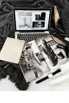 sneakers and pearls, grey is the new black,flat lays trending now.jpg