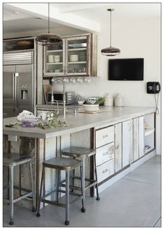 Minimalist Concrete Kitchen Countertop Ideas-2