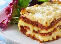 Meat Lasagna Recipe on Yummly Baked Lasagna, Meat Lasagna, Lasagna Noodles, Lasagna Recipes, Spinach Lasagna, Baked Ziti, Sweet Potato Bread, Good Food, Yummy Food