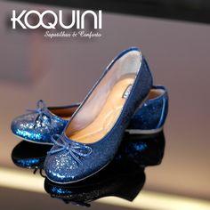Ideal pra baladinha ou aquele passeio com as amigas #koquini #sapatilhas #euquero Compre Online: http://koqu.in/1JyN2ko