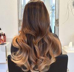 Natural Balyage, Hair Inspo, Cute Hairstyles, Hair Color, Long Hair Styles, Hair Ideas, Beauty, Hair Colors, Beleza