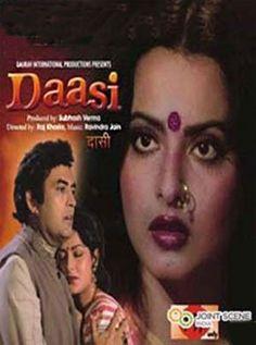 Daasi Hindi Movie Online - Sanjeev Kumar, Rekha, Moushumi Chatterjee, Rakesh Roshan, Vikram, Paintal and Leela Mishra. Directed by Raj Khosla. Music by Ravindra Jain. 1981 [U] ENGLISH SUBTITLE