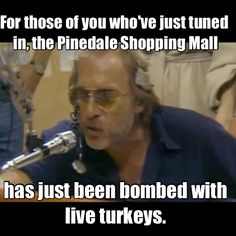 Classic bit from WKRP