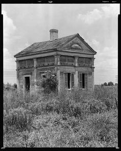 Old house in Louisiana