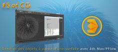 Tuto Générer des objets 3D à partir d'une surface
