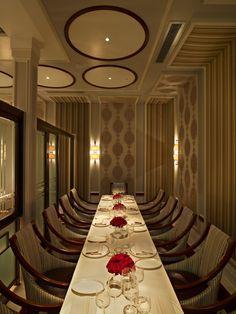 Tihany design ..London restaurant ..one of my design idols