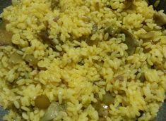 riso con carciofi e zafferano #ricettedisardegna #cucina #sarda #sardinia #recipe