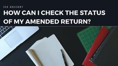 How can I check the status of my amended return? Irs Tax, Internal Revenue Service, I Can, Check, Youtube, Income Tax, Youtubers, Youtube Movies