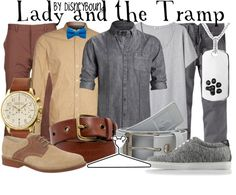 """Lady and the Tramp"" by lalakay on Polyvore"