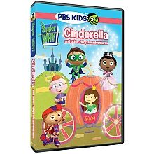 Cinderella And Other Fairytale Adventures DVD Is Perfect For Little Girls Boys To Learn While Being Entertained With A Version Of Classic