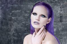 HAIR & COLORING / Agyness Frozen  PHOTOGRAPHY / Ana Mihalić  MUA / Juliana Ljubas  MODEL / Lana Petanić