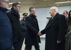 President of Israel Reuven Rivlin  / 2015 / Photo: Jin Lee