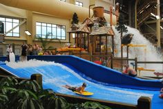 Wilderness at the Smokies indoor/outdoor waterpark resort