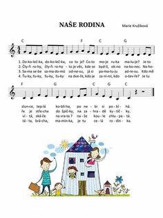 Kids Songs, Kindergarten Activities, My Family, Classroom, Education, School, Musica, Songs, Class Room